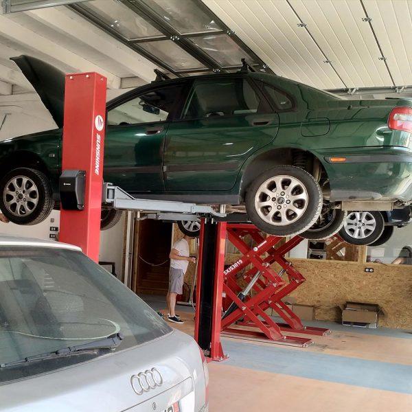 Self garage rabastens
